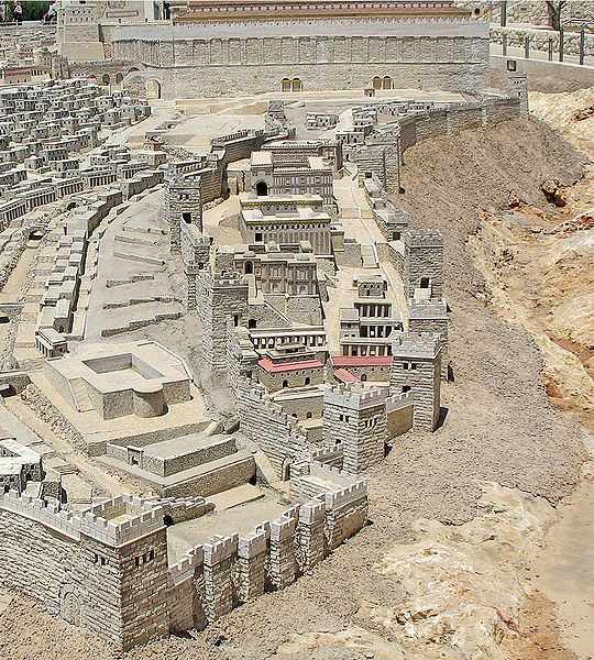 A Major Bible Event Has Been Proven True By Scientists 540px City of David