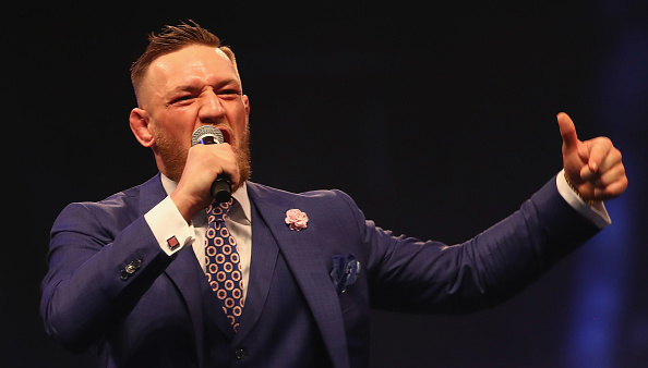 Conor McGregor Makes Incredible Gesture To Fan Who Wrote Viral Song About Him 814579024