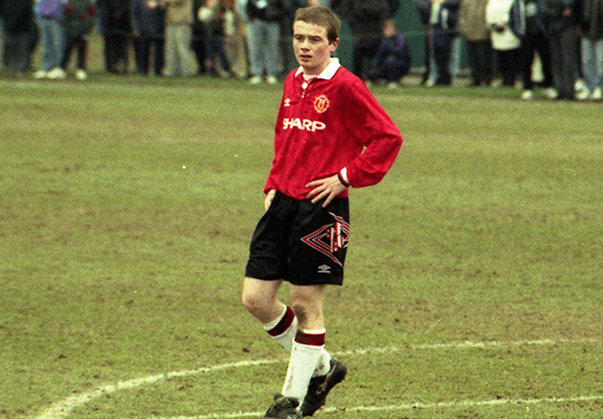 Tragic Story Of Man United Star Who Couldve Been Bigger Than Beckham AdrianDoherty5