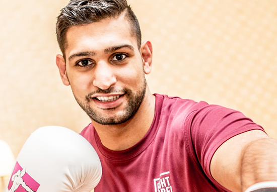 Amir Khan Biography, Net Worth, Next Fight And Records Held Amir Khan A