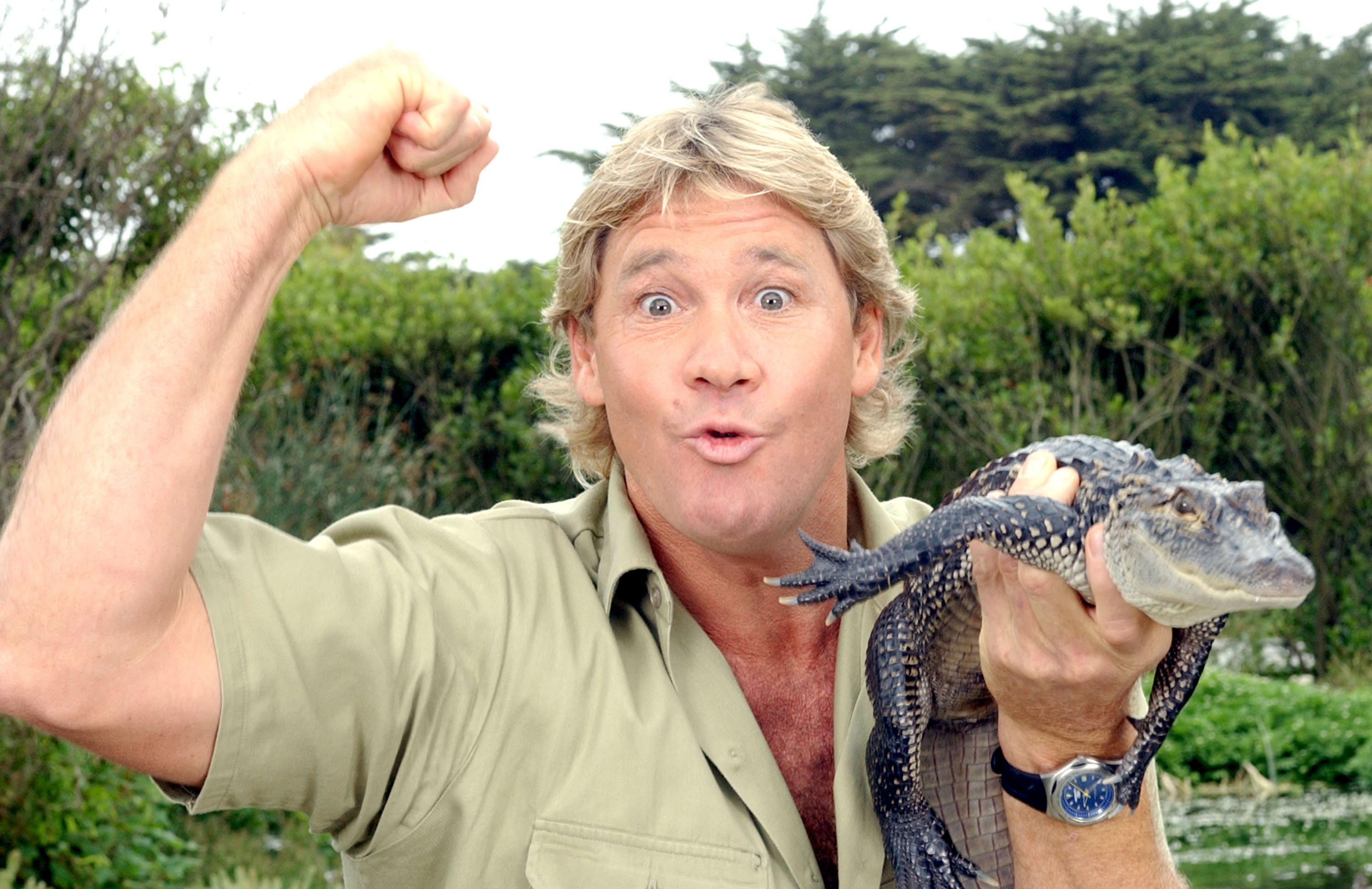 Steve Irwin Reveals One Animal He Refused To Wrangle In Rare Footage GettyImages 1129399