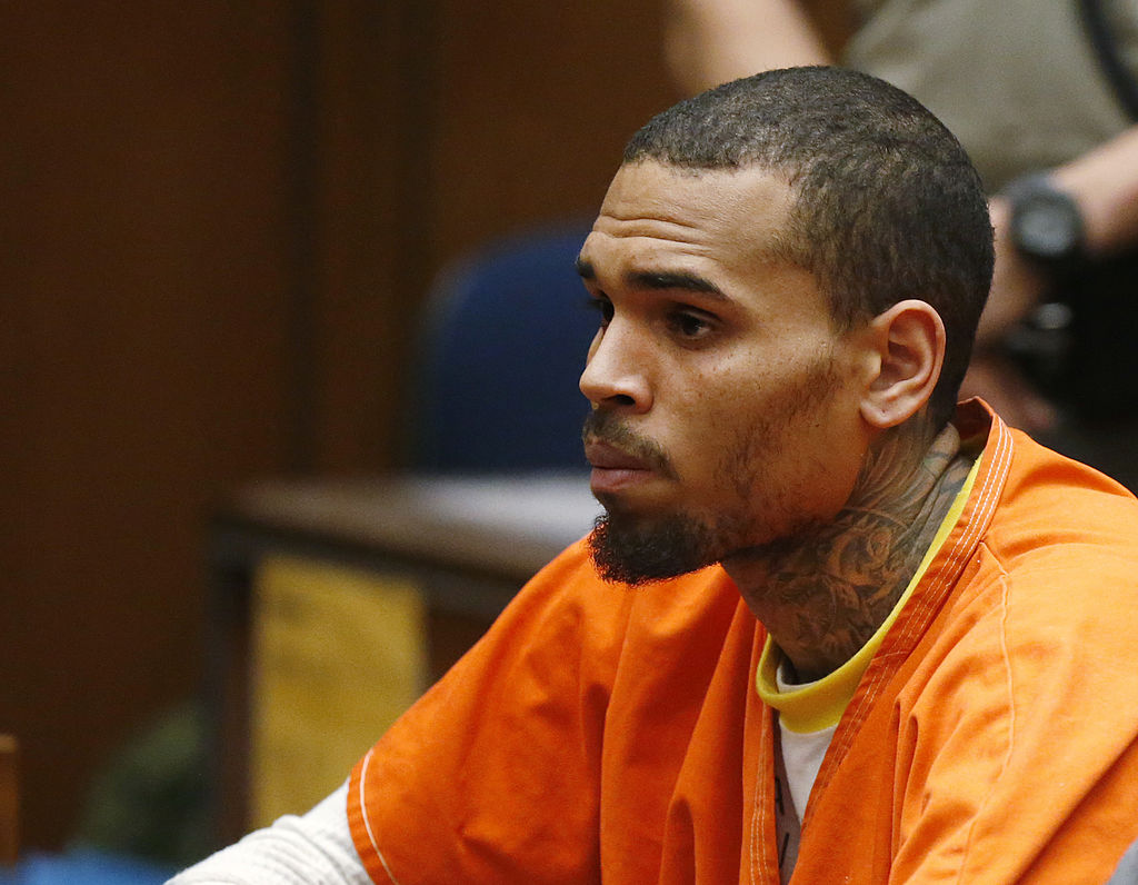 Chris Brown Reveals Graphic Truth About The Night He Beat Up Rihanna GettyImages 479294981