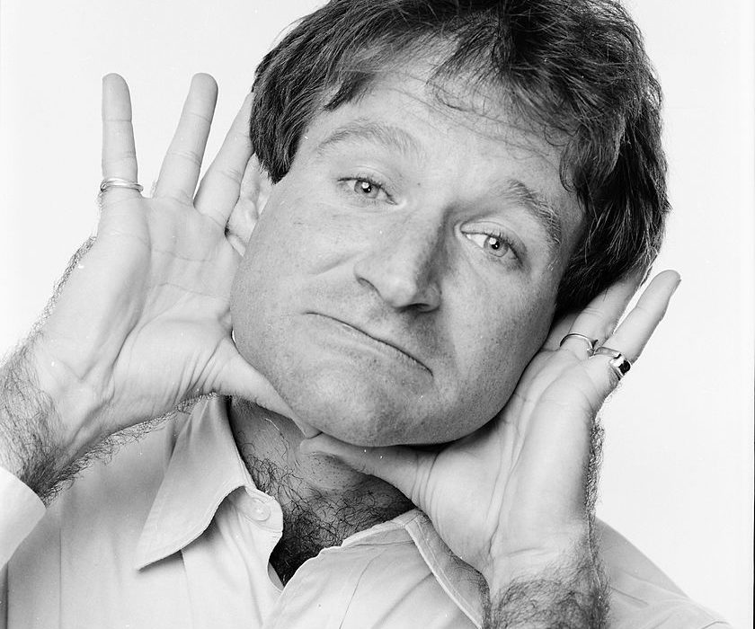 Actor and Comedia Robin Williams
