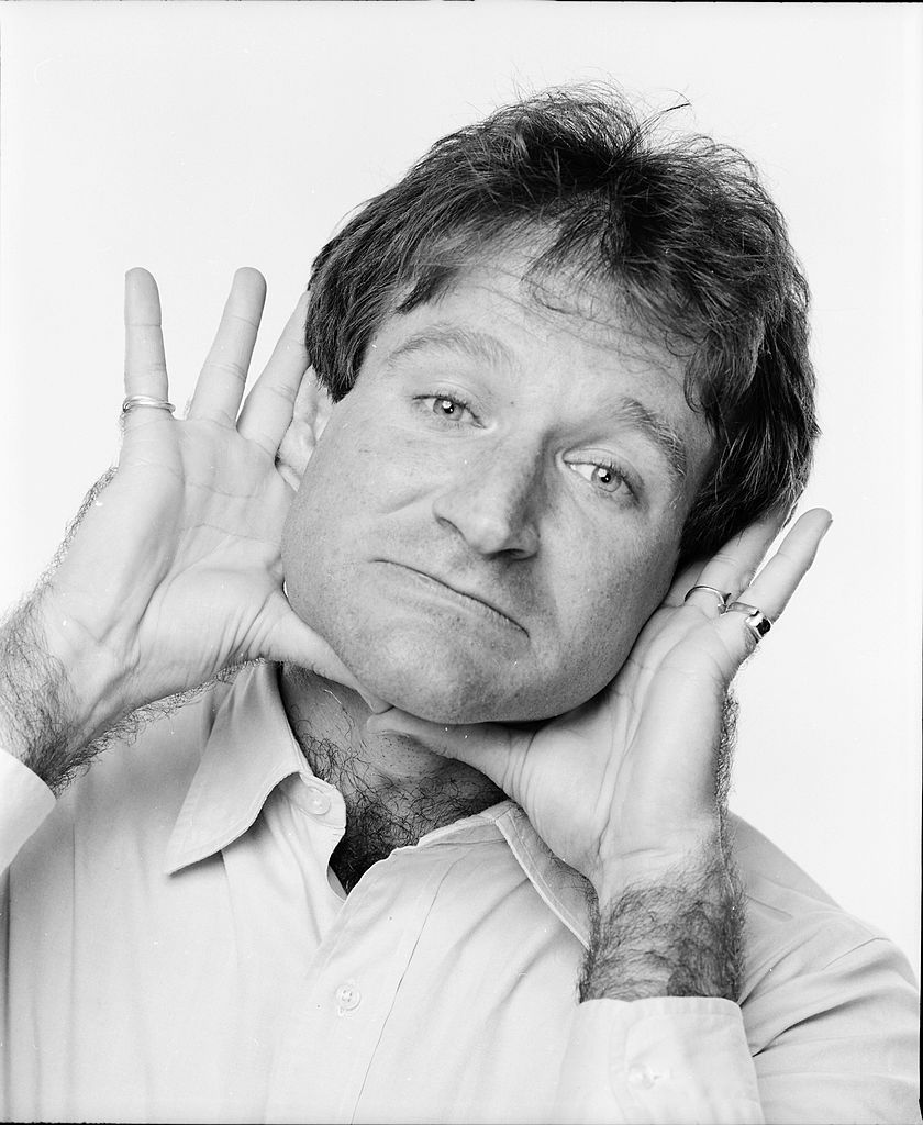 robin williams comedian actor