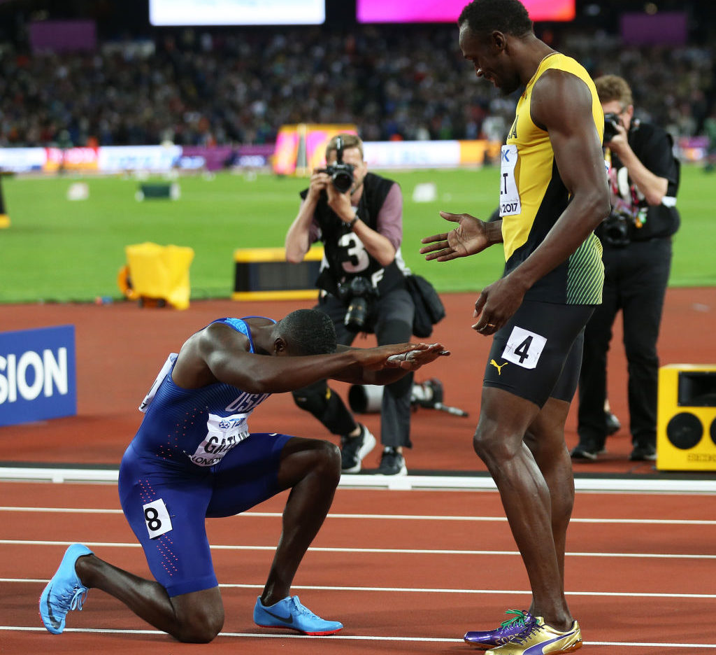 Usain Bolts Devastating Injury Caused By London 2017 Organisers Say Jamaican Team GettyImages 826759354 1024x936