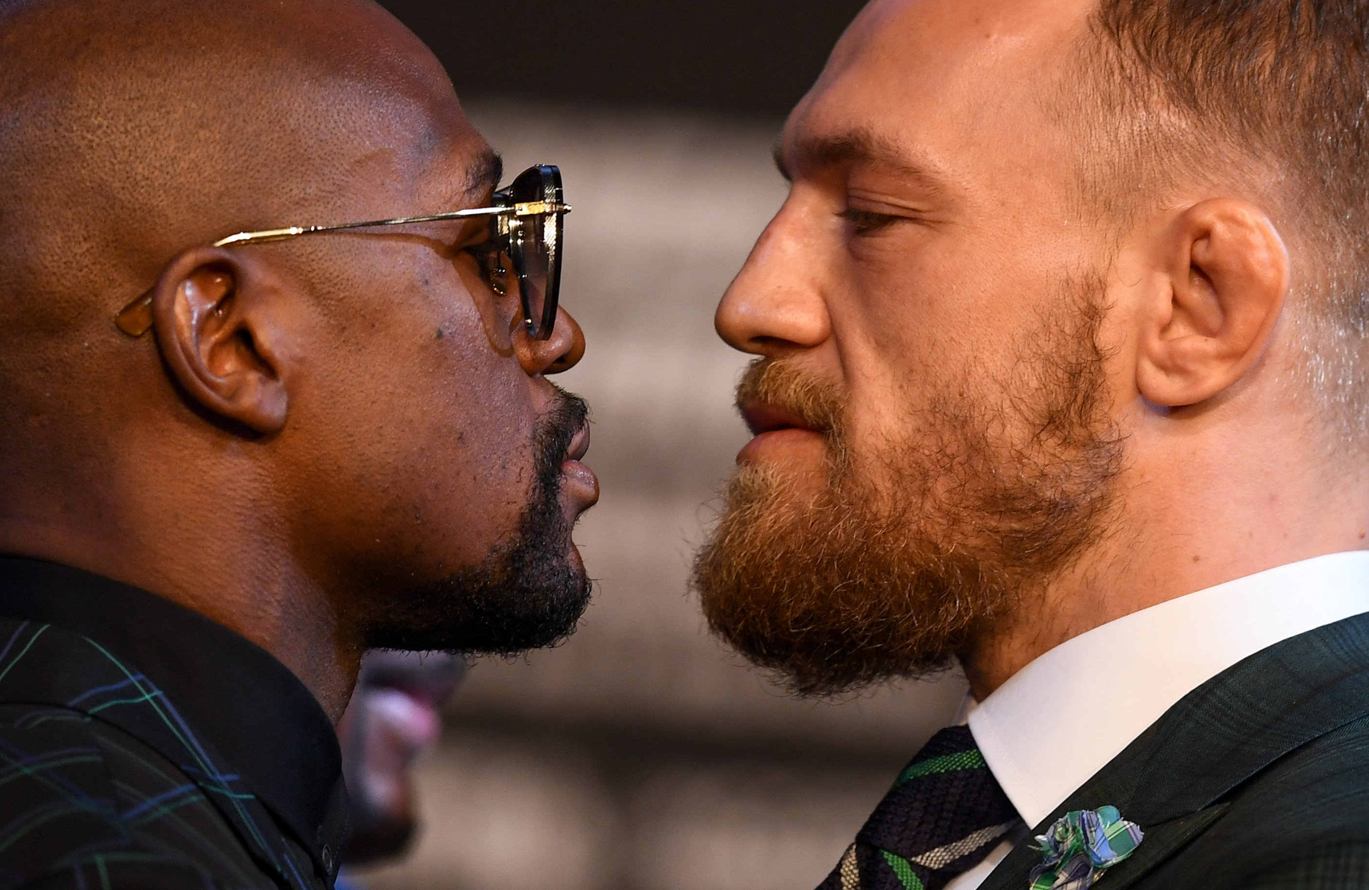 Conor McGregor Will Create New Hybrid Sport When Hes Dealt With Mayweather GettyImages 838034856