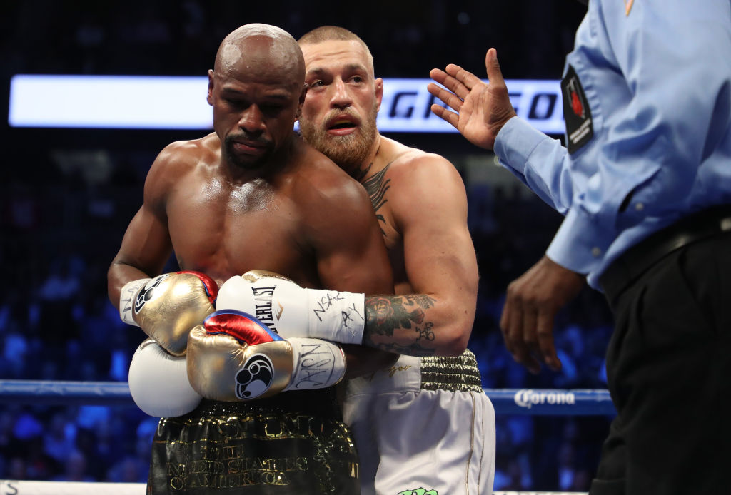 GettyImages 839697416 everybody is comparing this picture of mcgregor and mayweather to