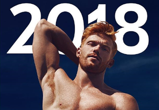 First Images Of Red Hot British Gingers Released Hot Ginger 2018 A
