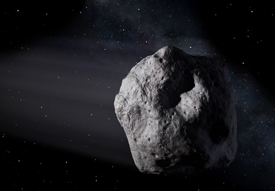 Huge Asteroid To Have Near Miss With Earth Today NASA asteroid A