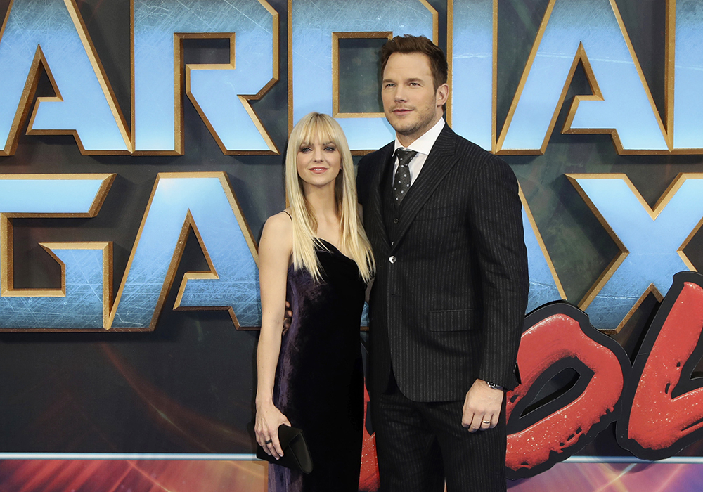 Olivia Munn Shares Text She Sent Anna Faris After Romance Rumours With Chris Pratt PA 32316097 resize
