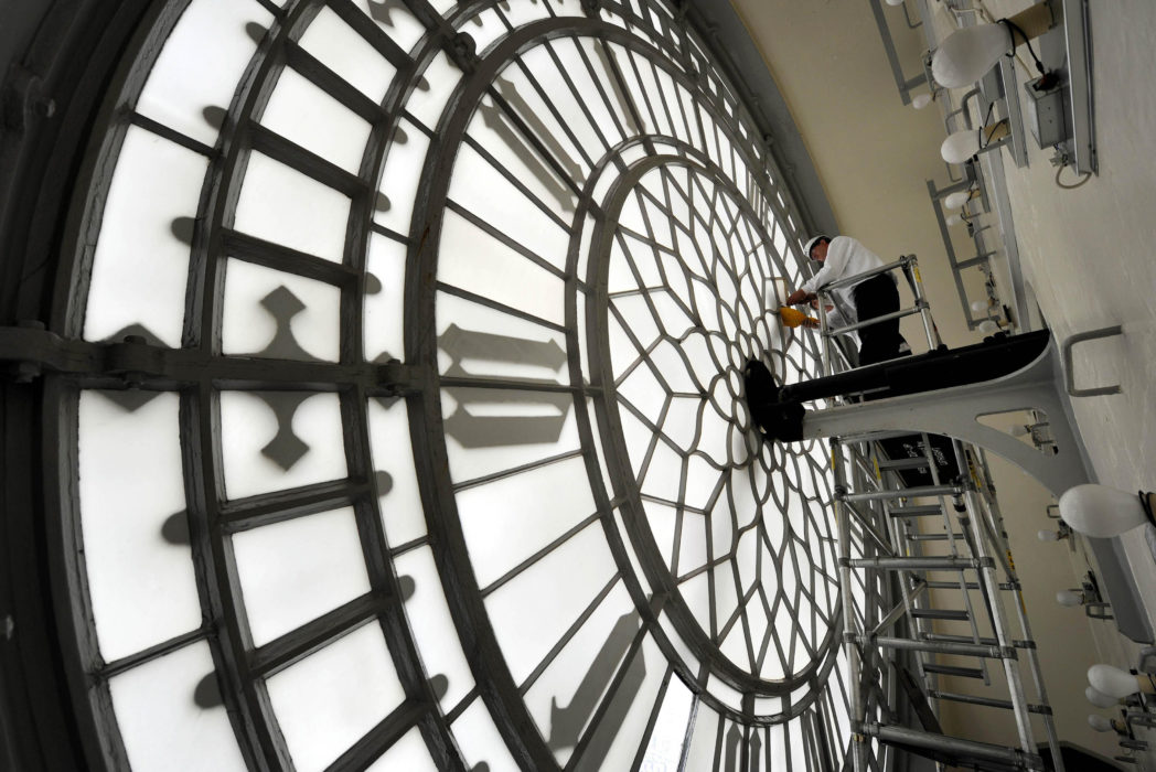 big ben maintenance
