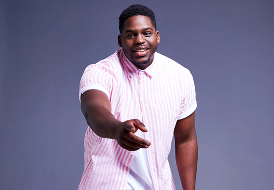 Plus Size Male Model Says Its Time For Men To Be More Confident Raul10