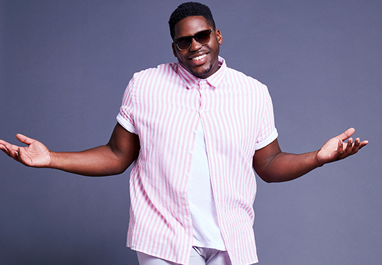 Plus Size Male Model Says Its Time For Men To Be More Confident Raul11
