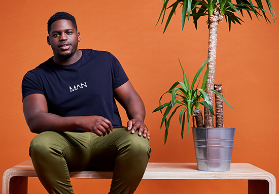 Plus Size Male Model Says Its Time For Men To Be More Confident Raul3