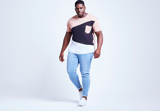 Plus Size Male Model Says Its Time For Men To Be More Confident Raul6