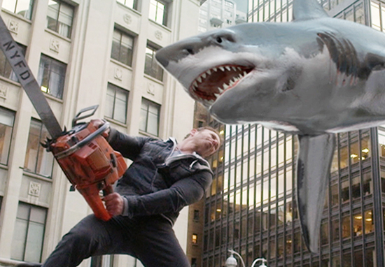 People Who Like Terrible Films Have Higher Intelligence, Study Finds Sharknado A