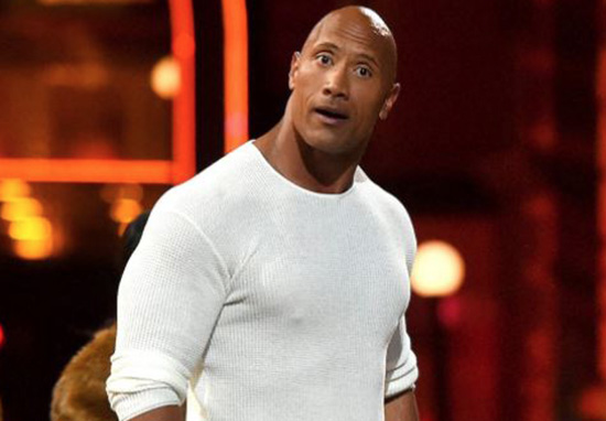 The Rock Covers Up Sh*t Bull Tattoo With Even Bigger Bull