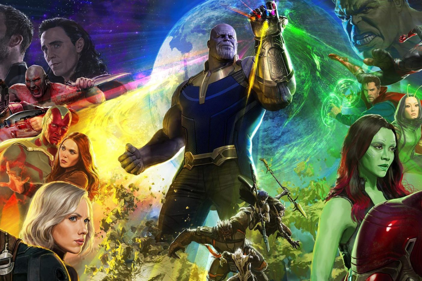 Terrifying Infinity War Fan Theory Makes Ending So Much Worse %name