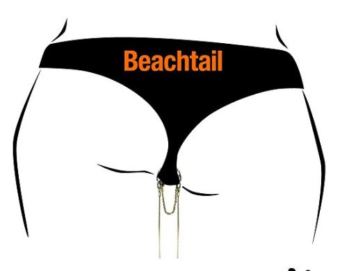 Theres Now Crotch Charms You Can Hang From Your Bikini Bottoms beachtail