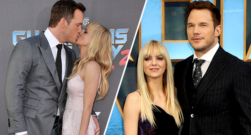 Chris pratt and anna faris divorce after eight years of marriage junglespirit Images