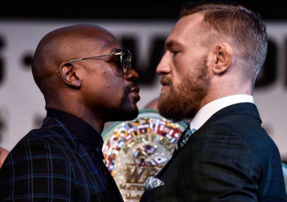 Conor McGregor Challenged To World Title Fight By Undefeated Boxer conor web