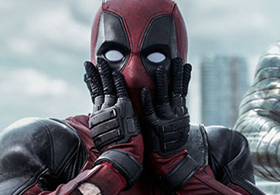 Deadpool 2 Release Date Sooner Than Expected deadpool shocked web thumb