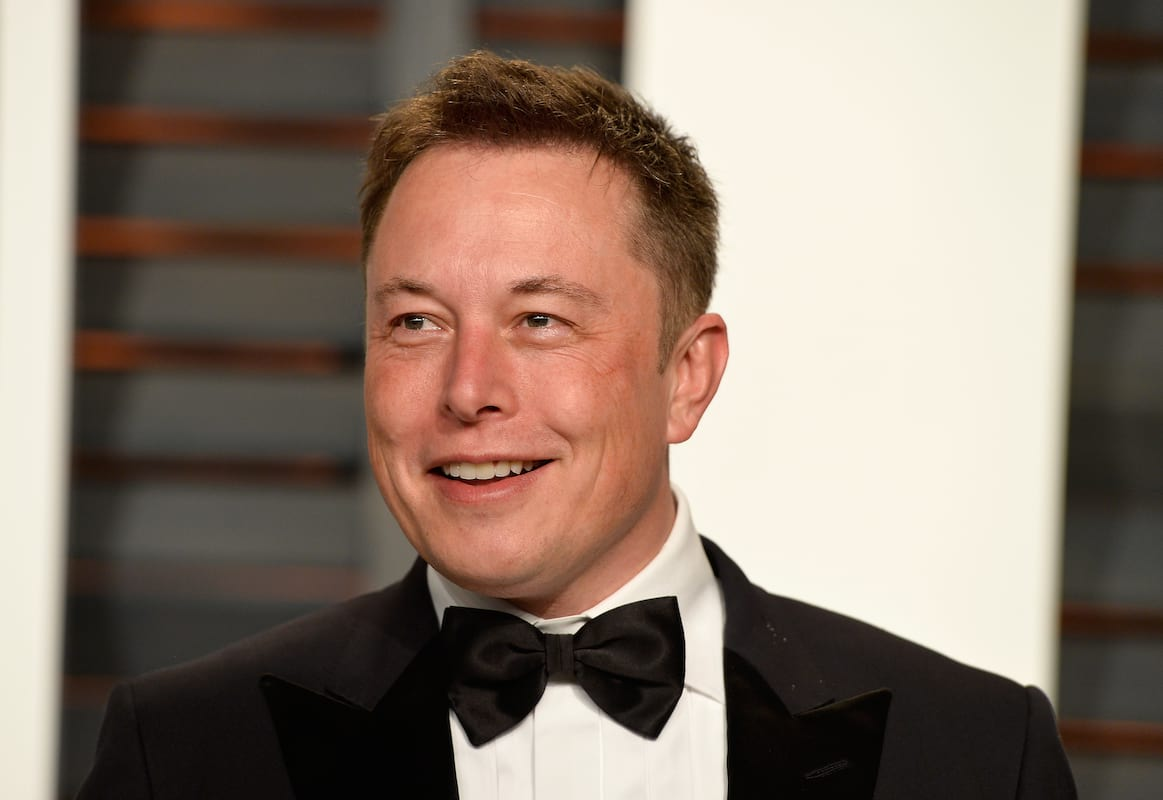 Elon Musk CEO of Tesla, SpaceX and The Boring Company