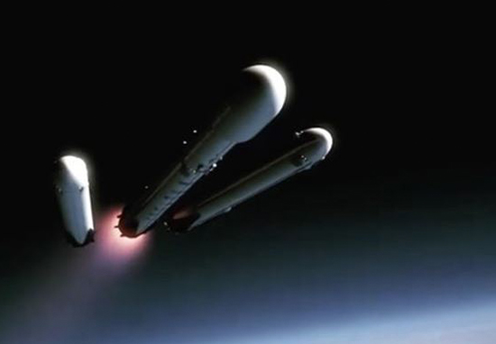 UFO Spotted During Elon Musks Space X Launch elon musk web thumb