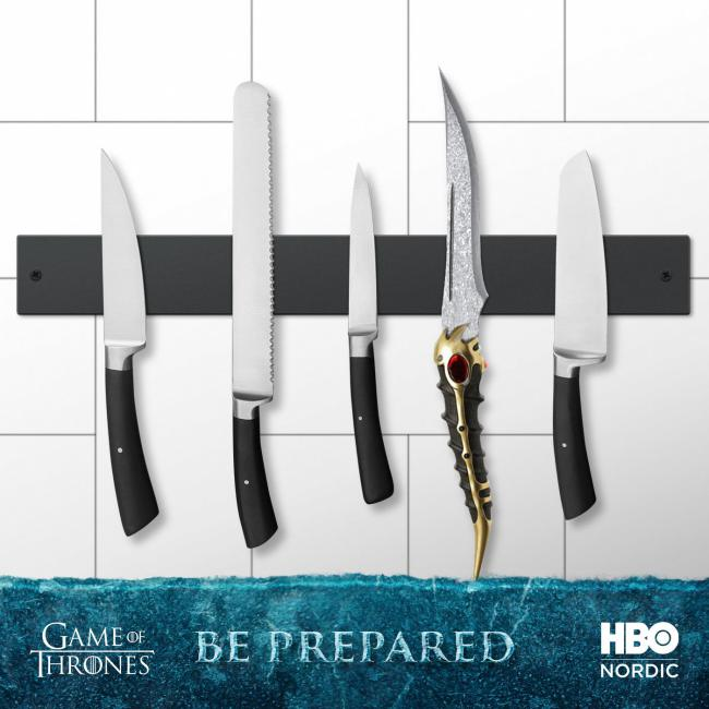 This Dagger Could Change Everything On Game Of Thrones hbo nordic dagger