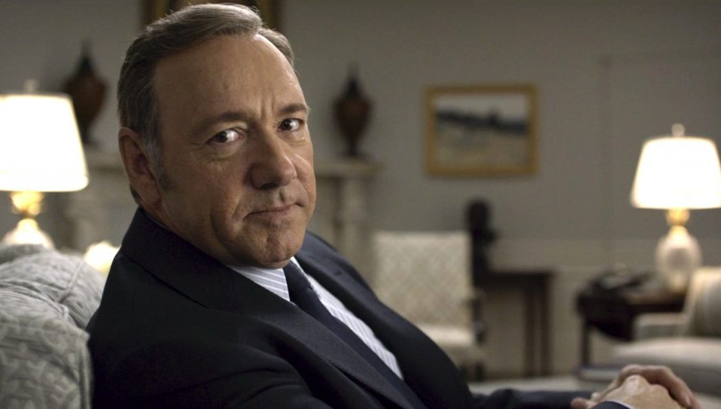 kevin spacey house cards netflix