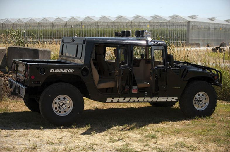 Tupacs Hummer Sold For A Lot Less Than Youd Expect hummer