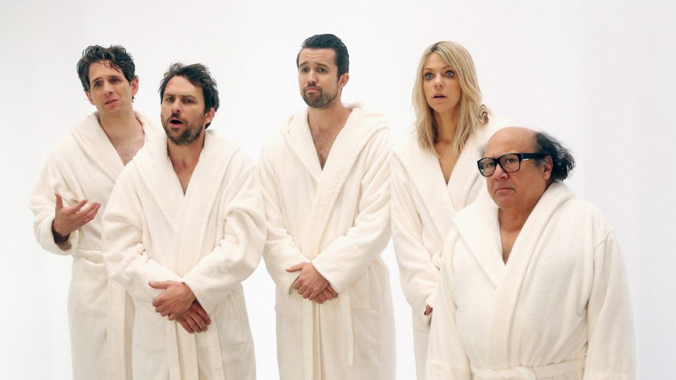 Guy Who Died Explains What The Afterlife Feels Like its always sunny hell