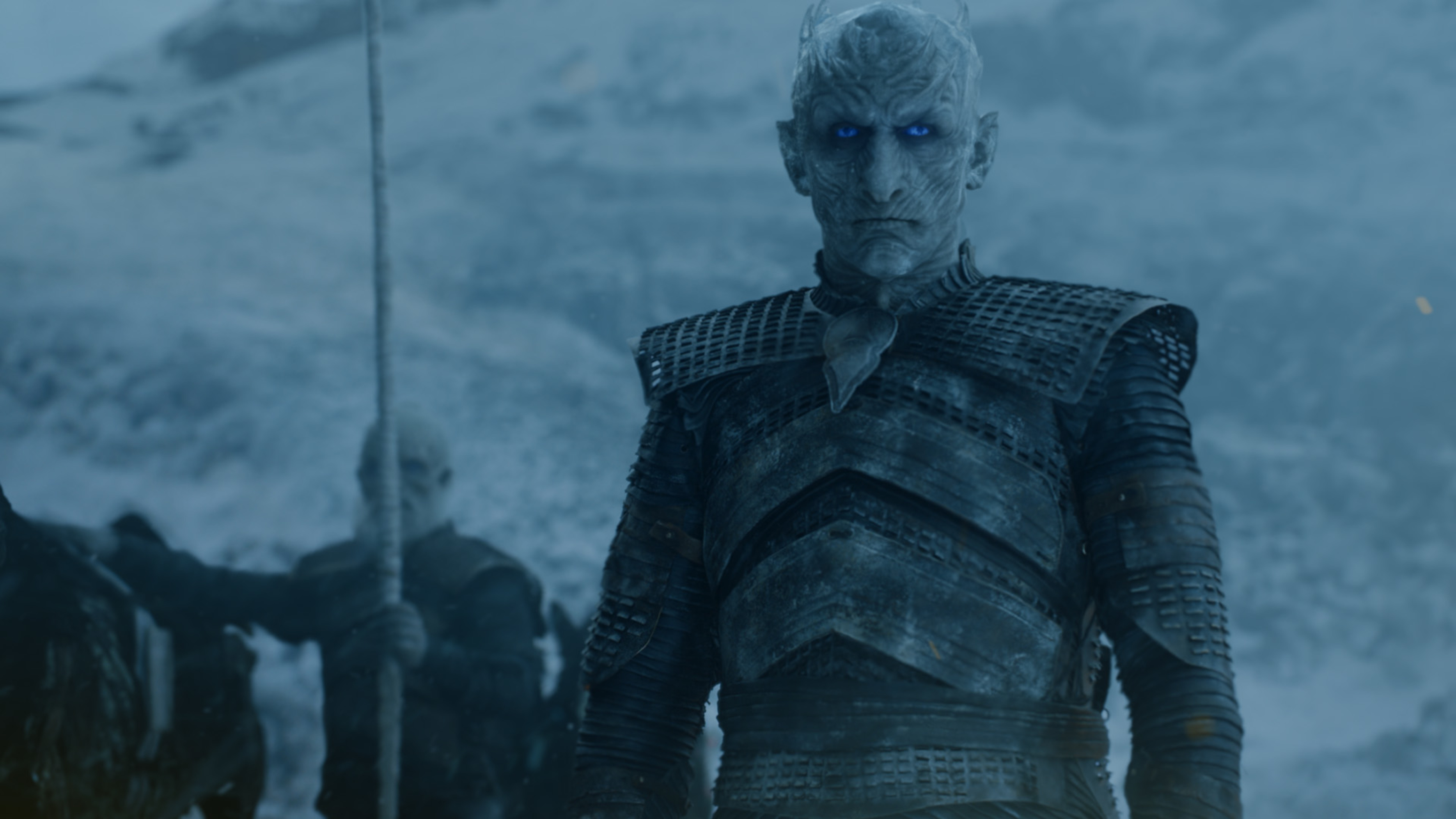 Heres Where The Night King Got Those Chains In This Weeks Game Of Thrones night king 1