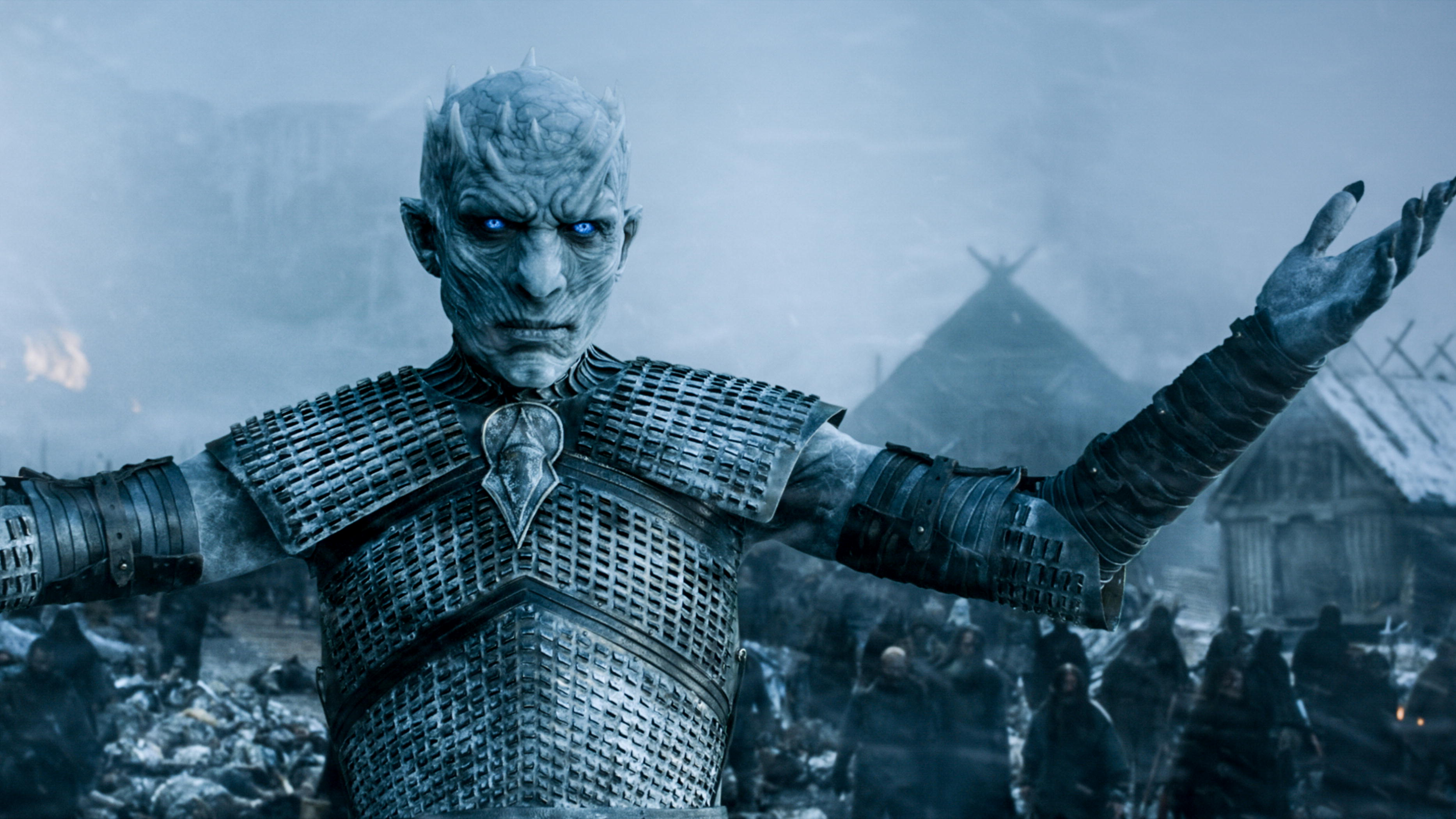 Game Of Thrones Fans Reckon The Night King Is Someone We Already Know night king