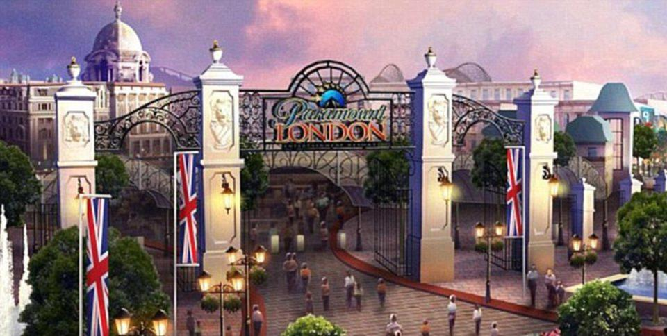£3.5 Billion Disneyland-Style Theme Park To Open In UK
