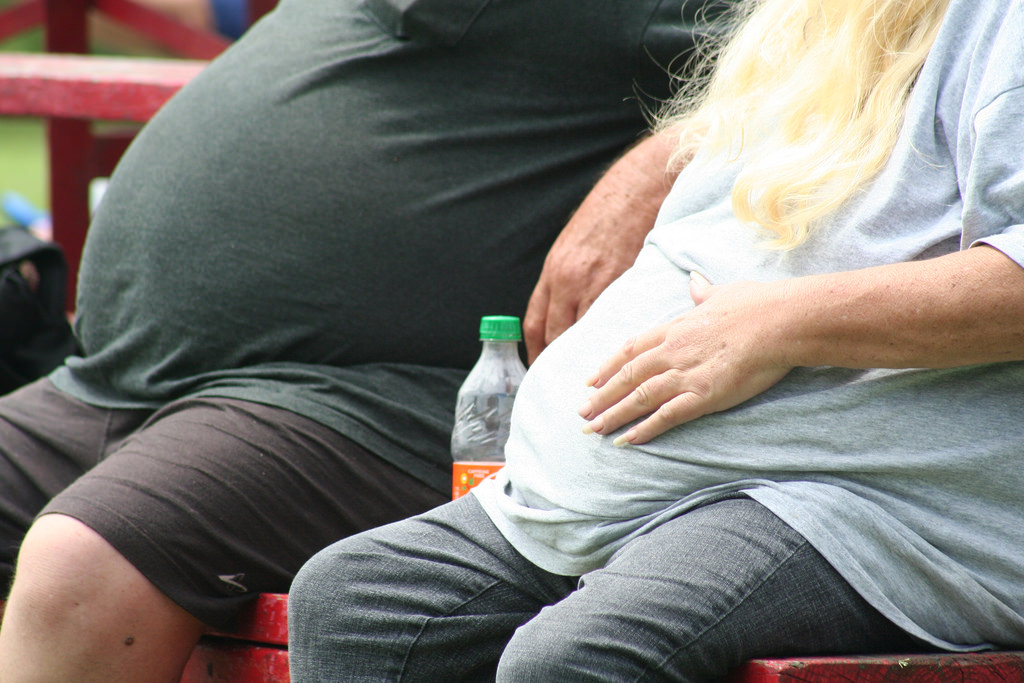 Diet Drinks Actually Make You Fatter, Claims New Study obese people