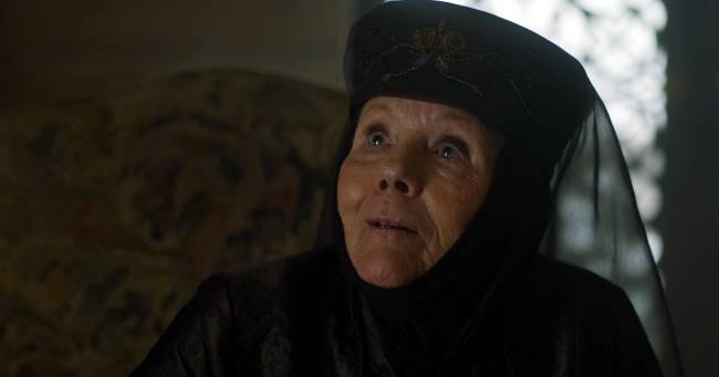 Speech From Game Of Thrones Season One Predicts Outcome Of Season 7 olenna tyrell death