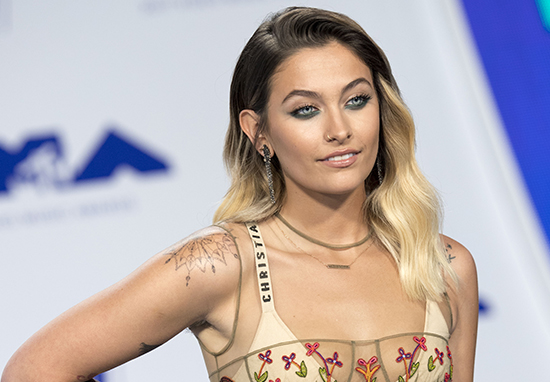 Madonnas Daughter Shows Off Armpit Hair And The Internet Cannot Handle It paris jackson web