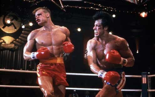 Sylvester Stallone And Dolph Lundgren Reunite 32 Years After Rocky IV rocky 3