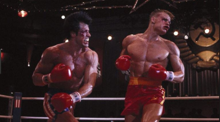 Sylvester Stallone Reveals He's Going To Fight Ivan Drago ...
