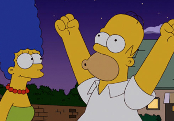 The Simpsons Voted Greatest Sitcom Of All Time simpsons web thumb