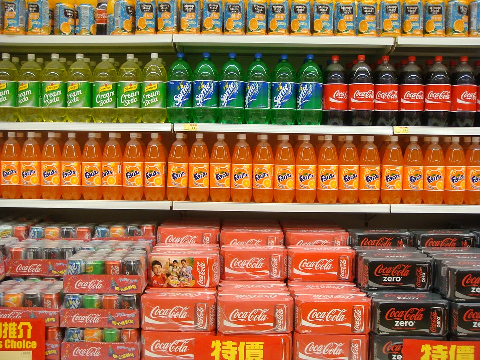 Diet Drinks Actually Make You Fatter, Claims New Study supermarket 1229744 960 720