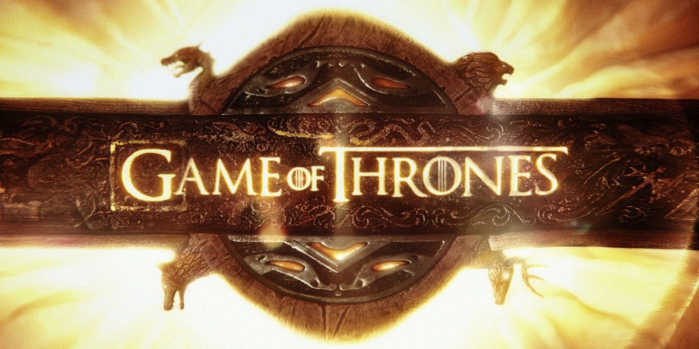Game of Thrones screen title