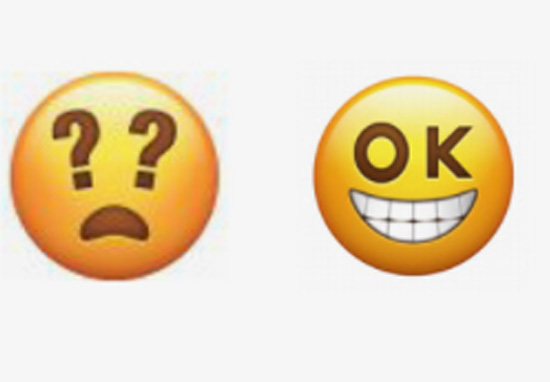 67 New Emojis Are Coming And Most Of Them Are Truly Terrible what the hell these are