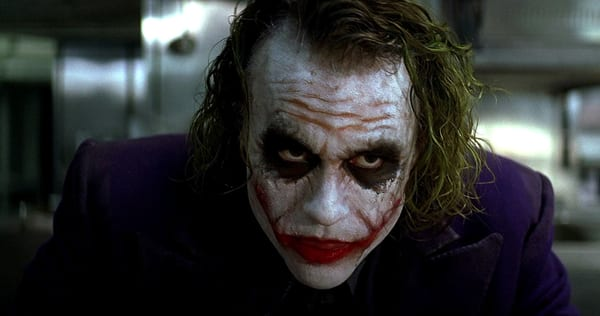 Heath Ledgers Joker Voted Greatest Movie Villain Of All Time 10 insane facts you probably didn t know about heath ledger s joker