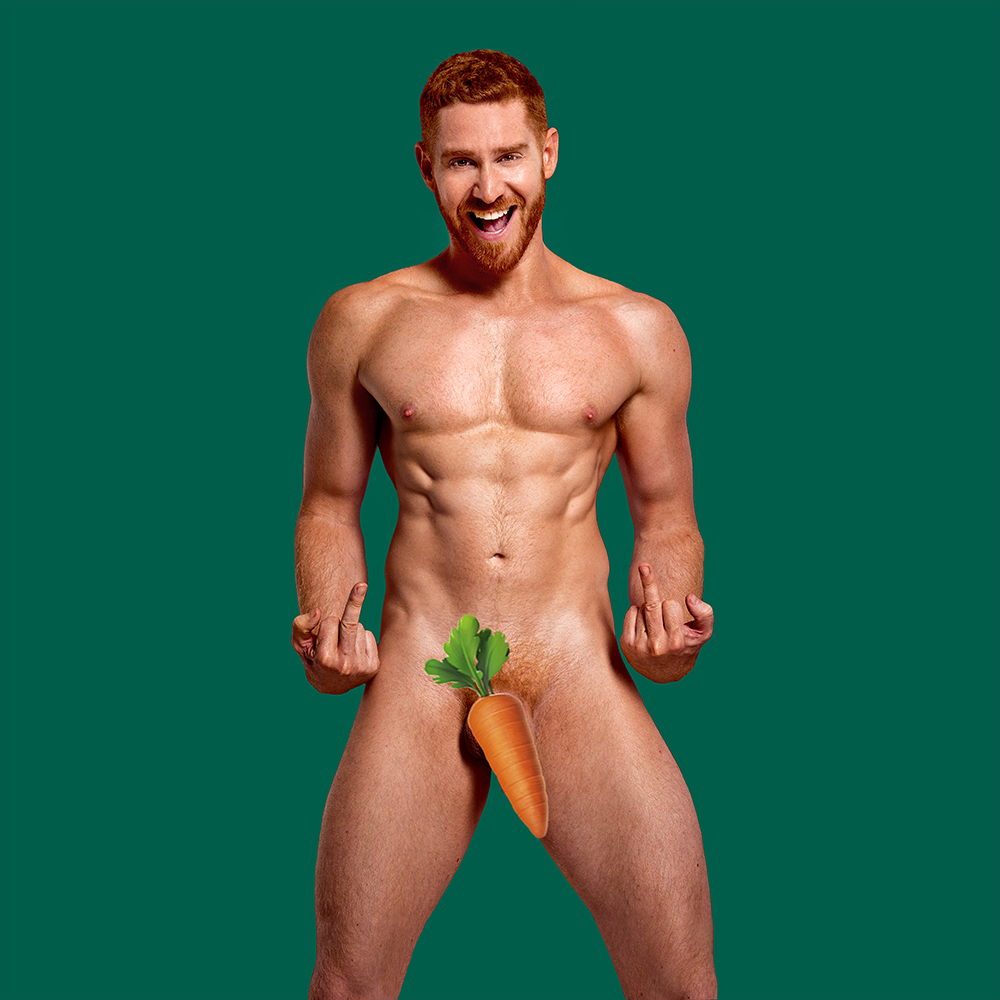 New Calendar Trying To Make Ginger Pubes Sexy Is Looking For Volunteers 341B7025blue