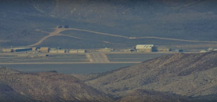 Clearest Ever Images Of Area 51 Show What Secretive Alien Base Is Really Like