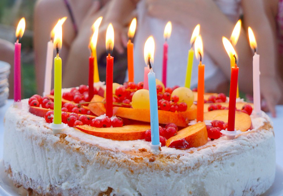 People Born In September Are The Most Successful, Study Finds Birthday Cake A