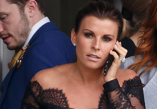 Coleen Rooney Publicly Blasts Waynes Selfish And Silly Mistake Coleen web
