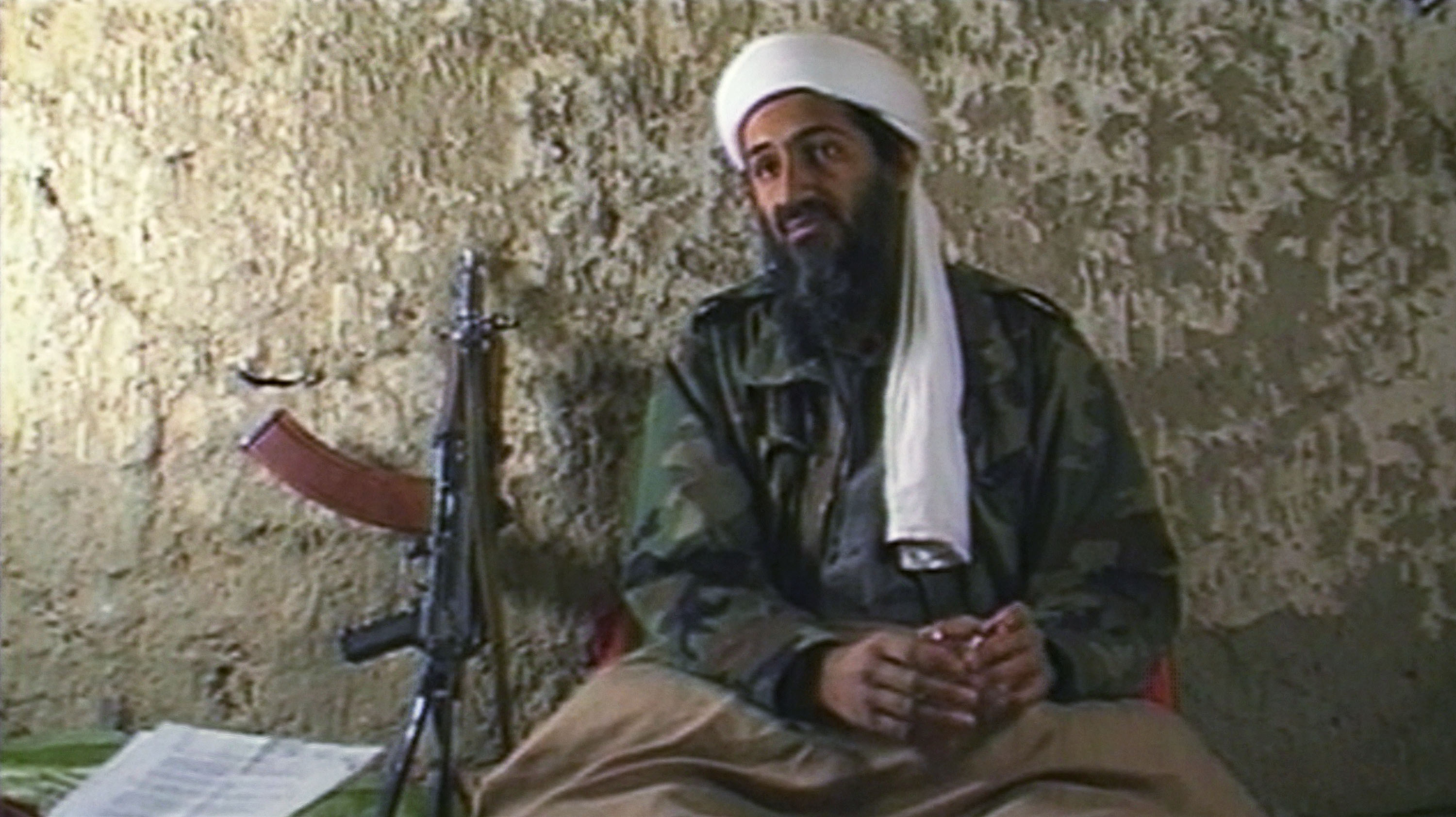 The Real Reason Osama Bin Laden Organised The 9/11 Attacks GettyImages 1374485